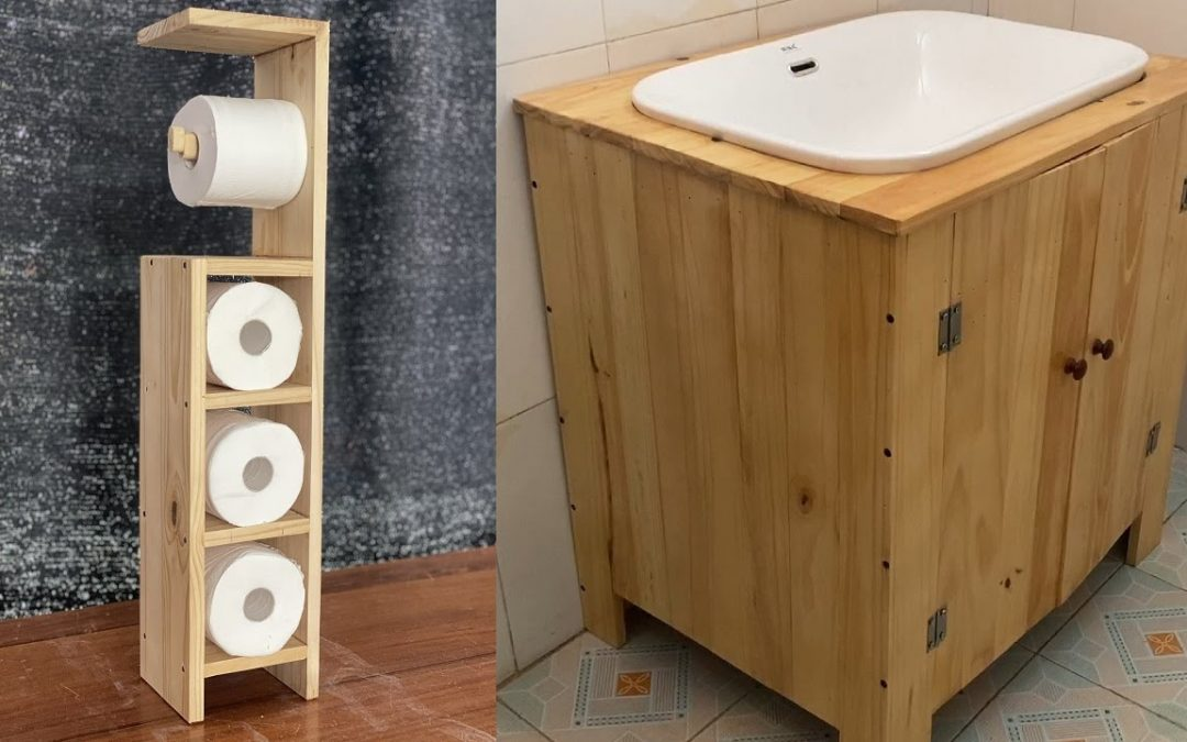 Amazing Woodworking Projects DIY Cheap Easily The Most Worth Seeing – Idea For Your Bathroom decor