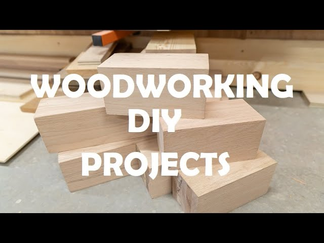 Practical DIY Woodworking Projects That You Never Seen Before