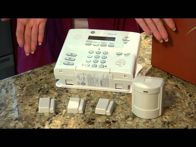 Protection 1 Simple DIY Home Security (GE)